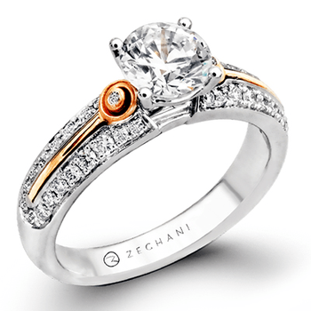 ZR424 ENGAGEMENT RING