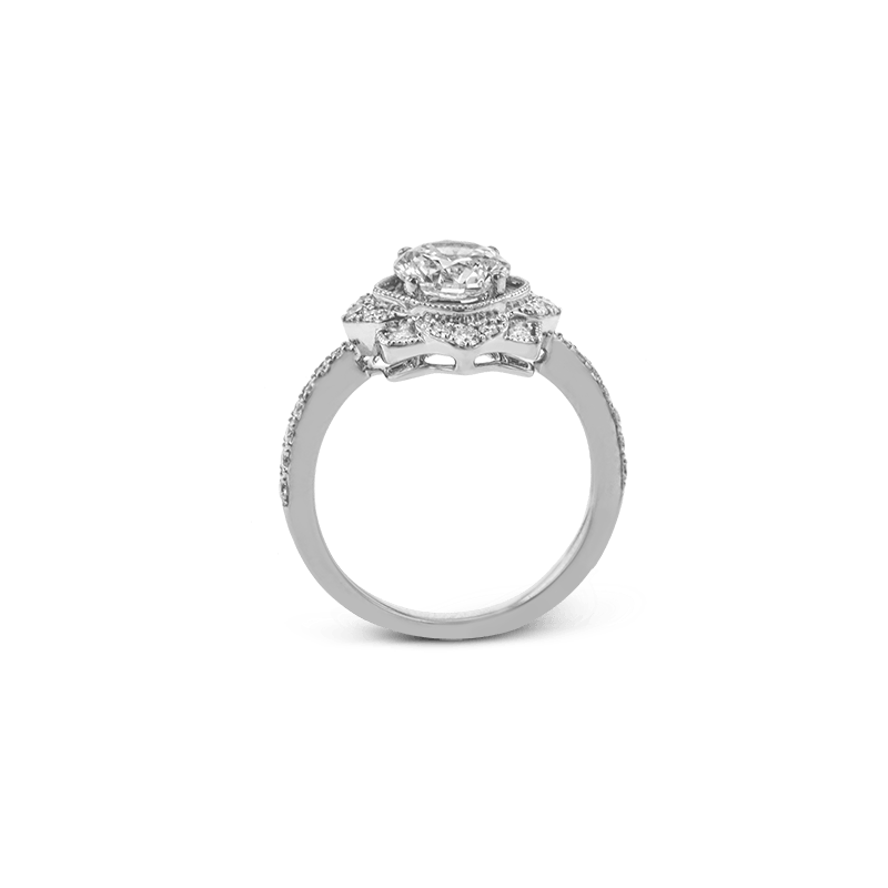 Simon G LR2680 ENGAGEMENT RING