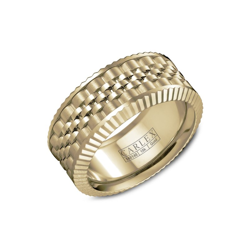 Carlex Carlex Generation 3 Mens Ring CX3-0008YYYY