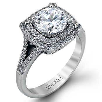 MR2378-A ENGAGEMENT RING