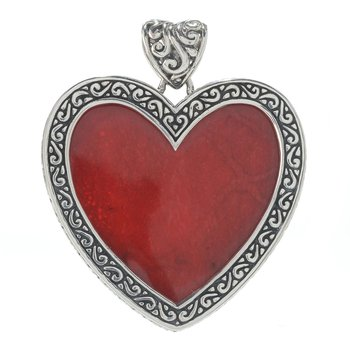 Heart Reef Pendant