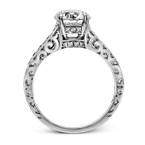 Zeghani ZR1387 ENGAGEMENT RING