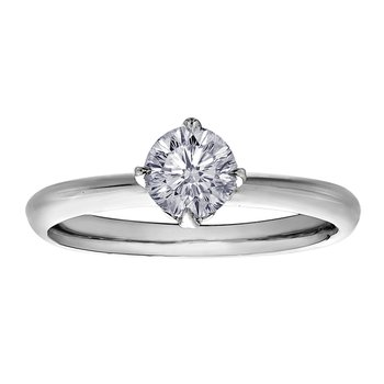Maple Leaf Diamonds™ Ladies Solitaire