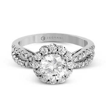 ZR1346 ENGAGEMENT RING