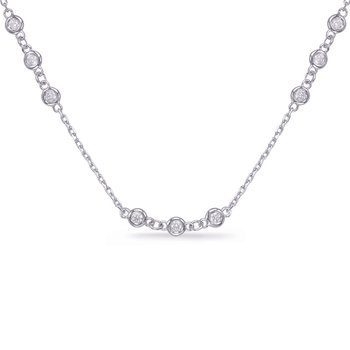 Diamond By Yard Necklace