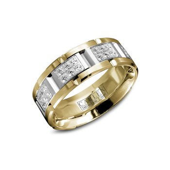 Carlex Generation 1 Mens Ring WB-9331WY