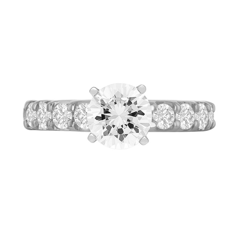 Veer Diamonds INDY SOLITAIRE RING