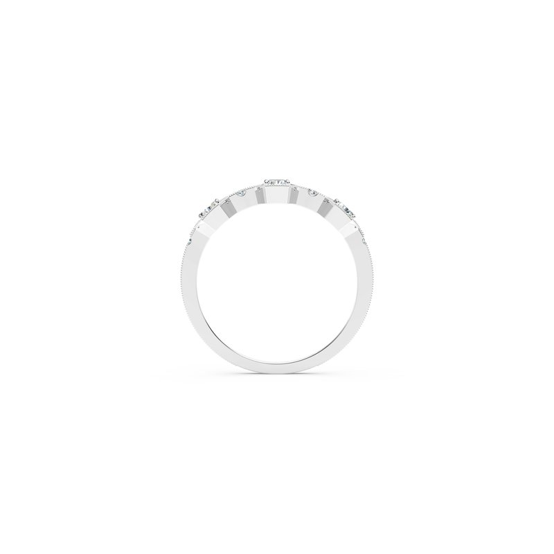 Forevermark Black Label The Forevermark Tribute™ Collection Three Stone Diamond Ring