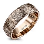 Simon G LG129 MEN RING