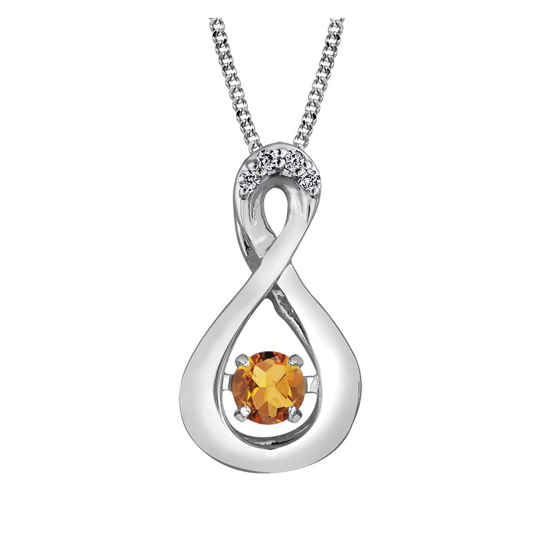 D of D Signature Pulse™ Citrine Pendant