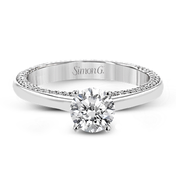 LR2460-RD ENGAGEMENT RING