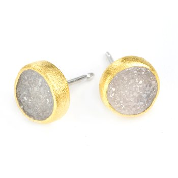 Nimbus Gold Earrings