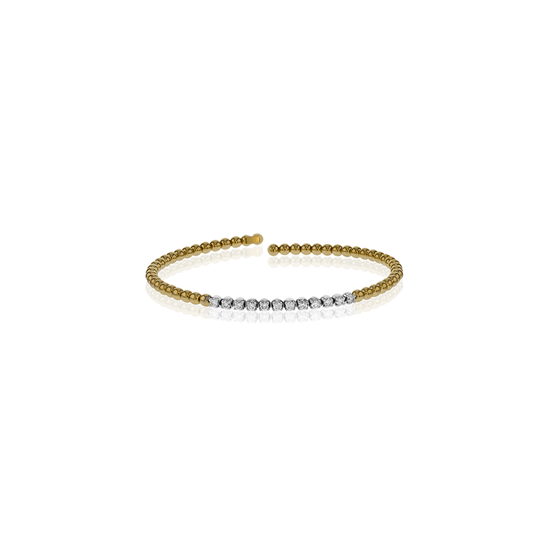 Simon G MB1592-Y BANGLE