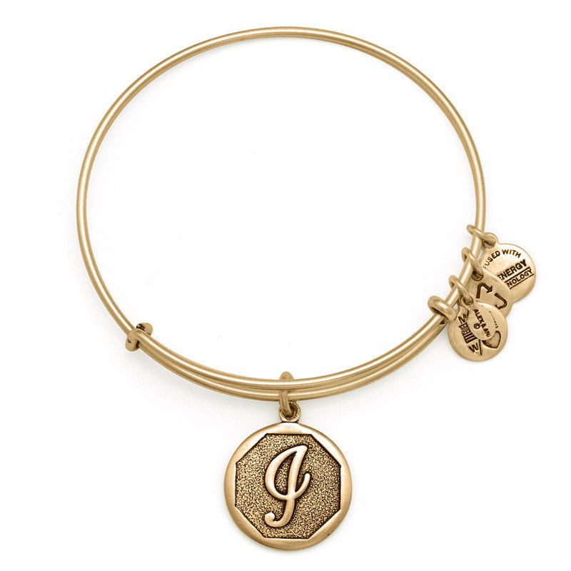 Alex and Ani INITIAL I EWB, RG