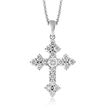 PP115 CROSS PENDANT
