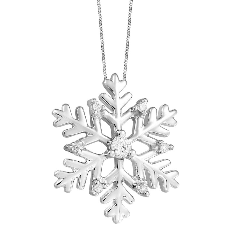 Forever Ice Forever Ice™ Canadian Diamond Pendant