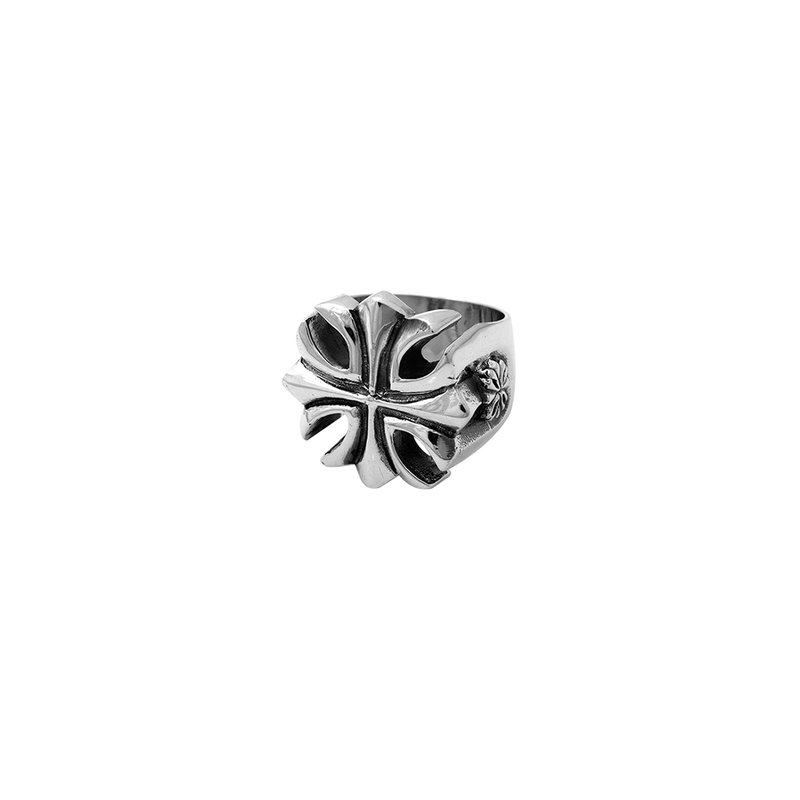 King Baby Gothic Cross Ring (Rn04)