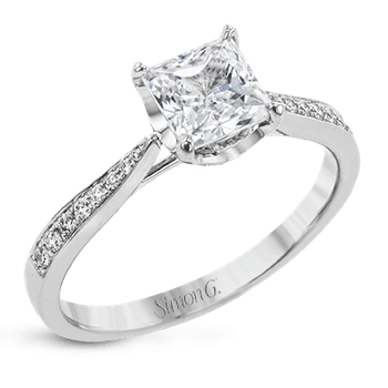 TR701-PC ENGAGEMENT RING