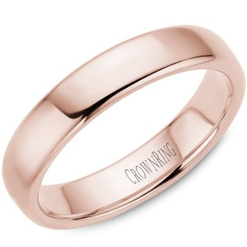 CrownRing Men's Wedding Band TDS14R5