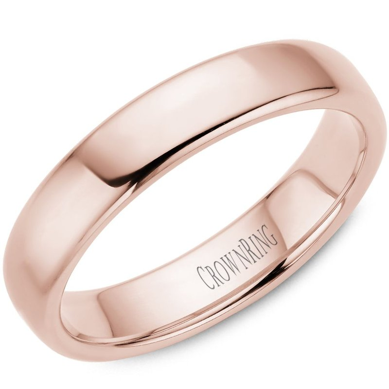 CrownRing CrownRing Men's Wedding Band TDS14R5