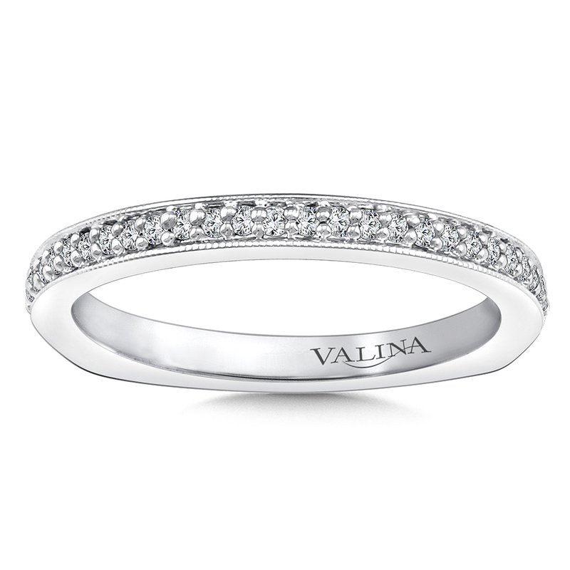 Valina Bridals Wedding Band (0.125ct. tw.)