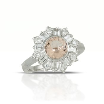 Little Bird Bridal Ring