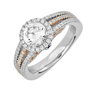Bridal Ring-RE13306W10R
