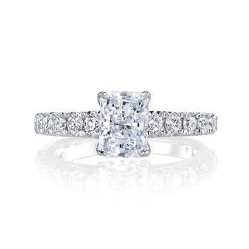 MARS 26089 Diamond Engagement Ring, 0.77 ct tw