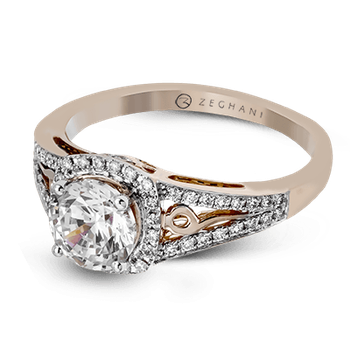 ZR1137 ENGAGEMENT RING