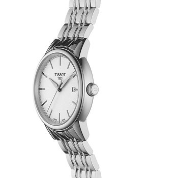 Carson Men's Quartz Watch with Stainless Steel Bracelet
