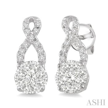 lovebright diamond earrings