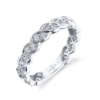 MARS Jewelry - Wedding Band 26275