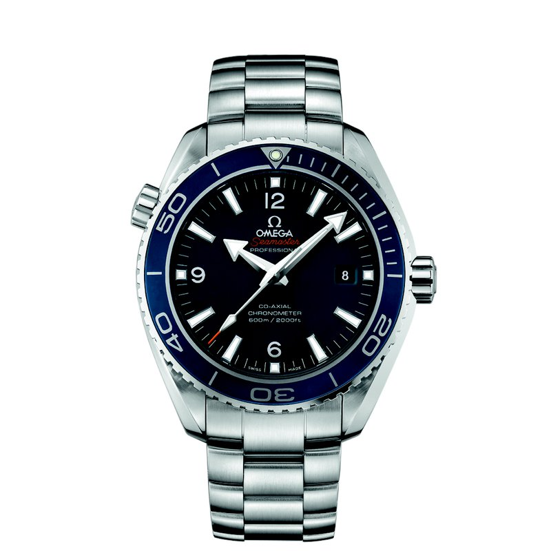 Omega Seamaster Planet Ocean 600 M Omega Co-Axial