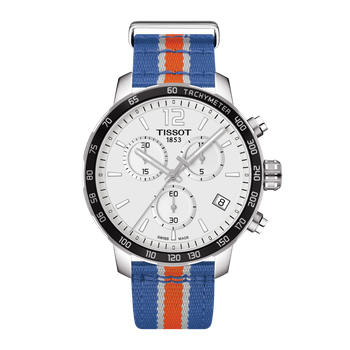 TISSOT QUICKSTER CHRONOGRAPH NBA NEW YORK KNICKS