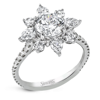 LR2837 ENGAGEMENT RING