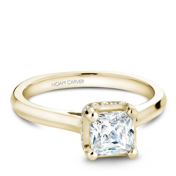 Noam Carver Fancy Engagement Ring B041-01YA
