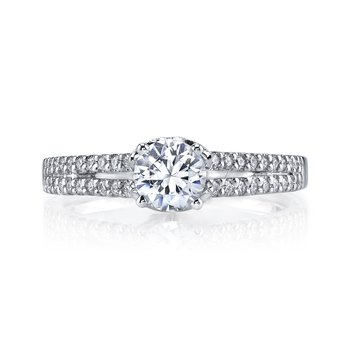 MARS Jewelry - Engagement Ring 25813