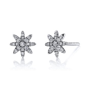 MARS 26679 Fashion Earrings, 0.19 Ctw.