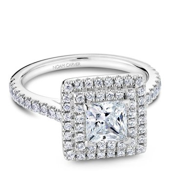 Noam Carver Fancy Engagement Ring R051-06A