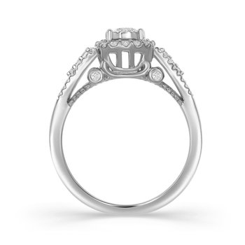 ANTONELLA CARRIAGE RING