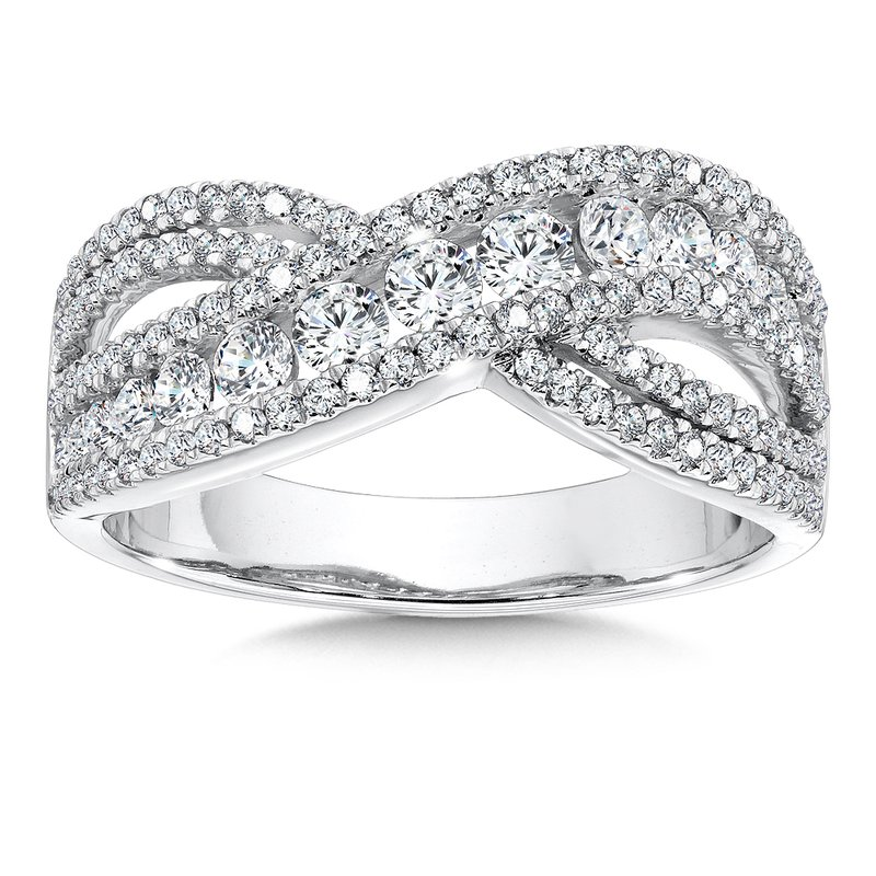 SDC Creations Diamond Ring in 14K White Gold (2 ct. tw.)
