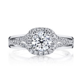 Diamond Engagement Ring 0.37 ct tw