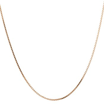 14kt Rose Gold Chain