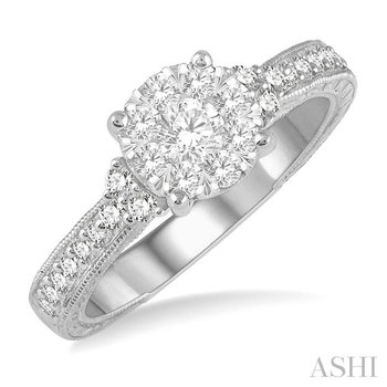 lovebright diamond ring