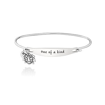 One Of A Kind ID Bangle