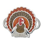 Lestage Sterling Silver Turkey