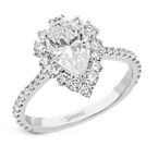 Simon G LR2848 ENGAGEMENT RING