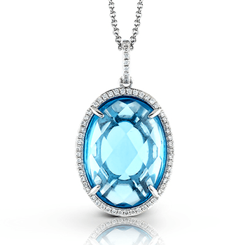 ZP646 COLOR PENDANT
