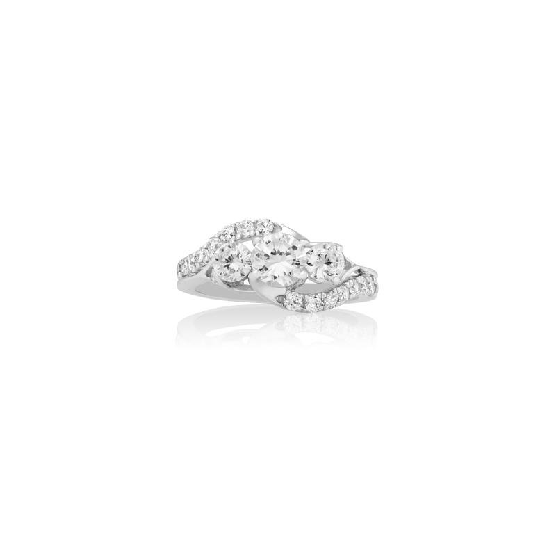 Veer WS - The Countessa Three Stone Ring