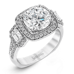 Simon G TR396 ENGAGEMENT RING